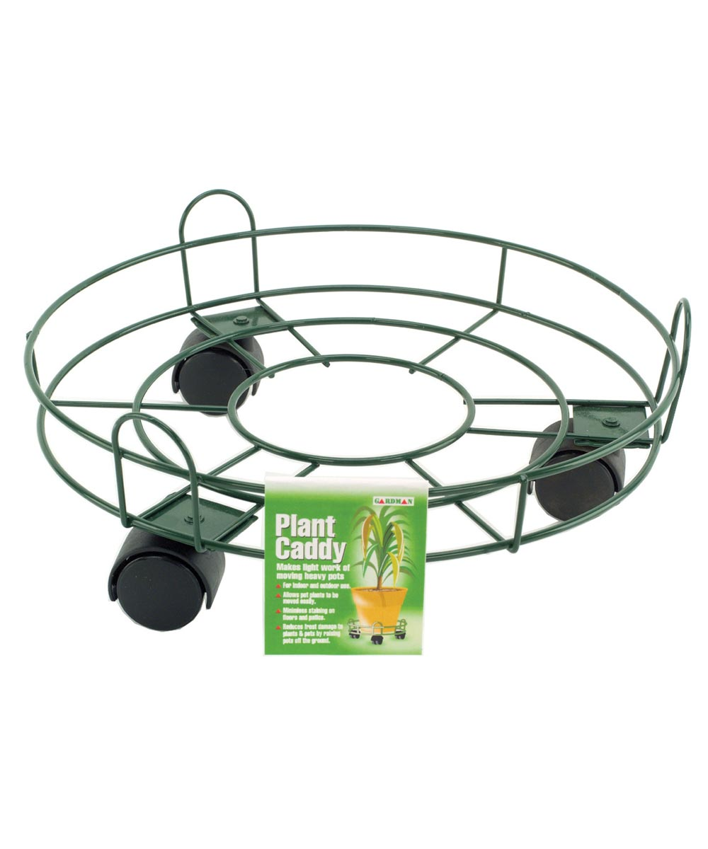 13 in. Plant Caddy