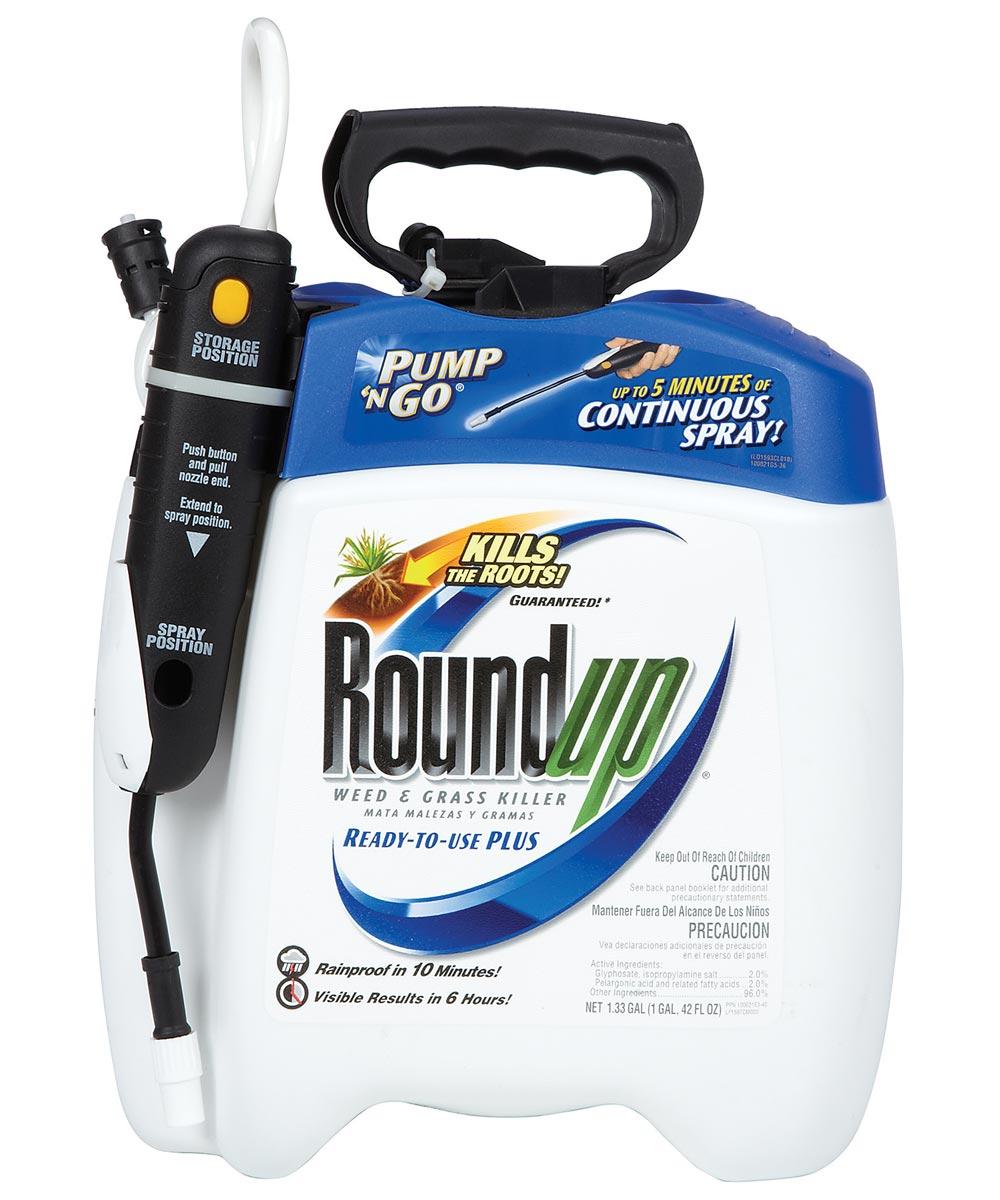 1.33 Gallon Weed & Grass Killer III W/Comfort Wand