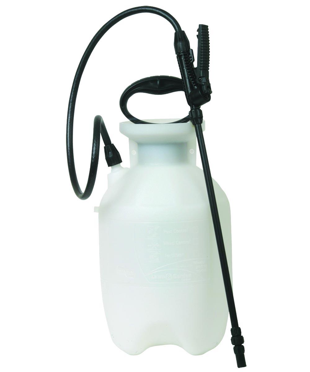 1 Gallon Lawn & Garden Multi-Use Pump Sprayer