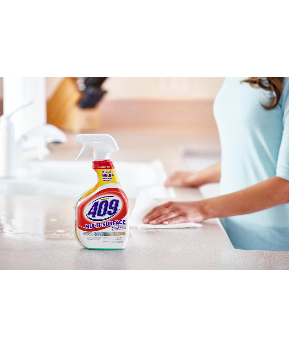 Formula 409 Multi-Surface Disinfectant Cleaner, Original Scent, 32 oz.