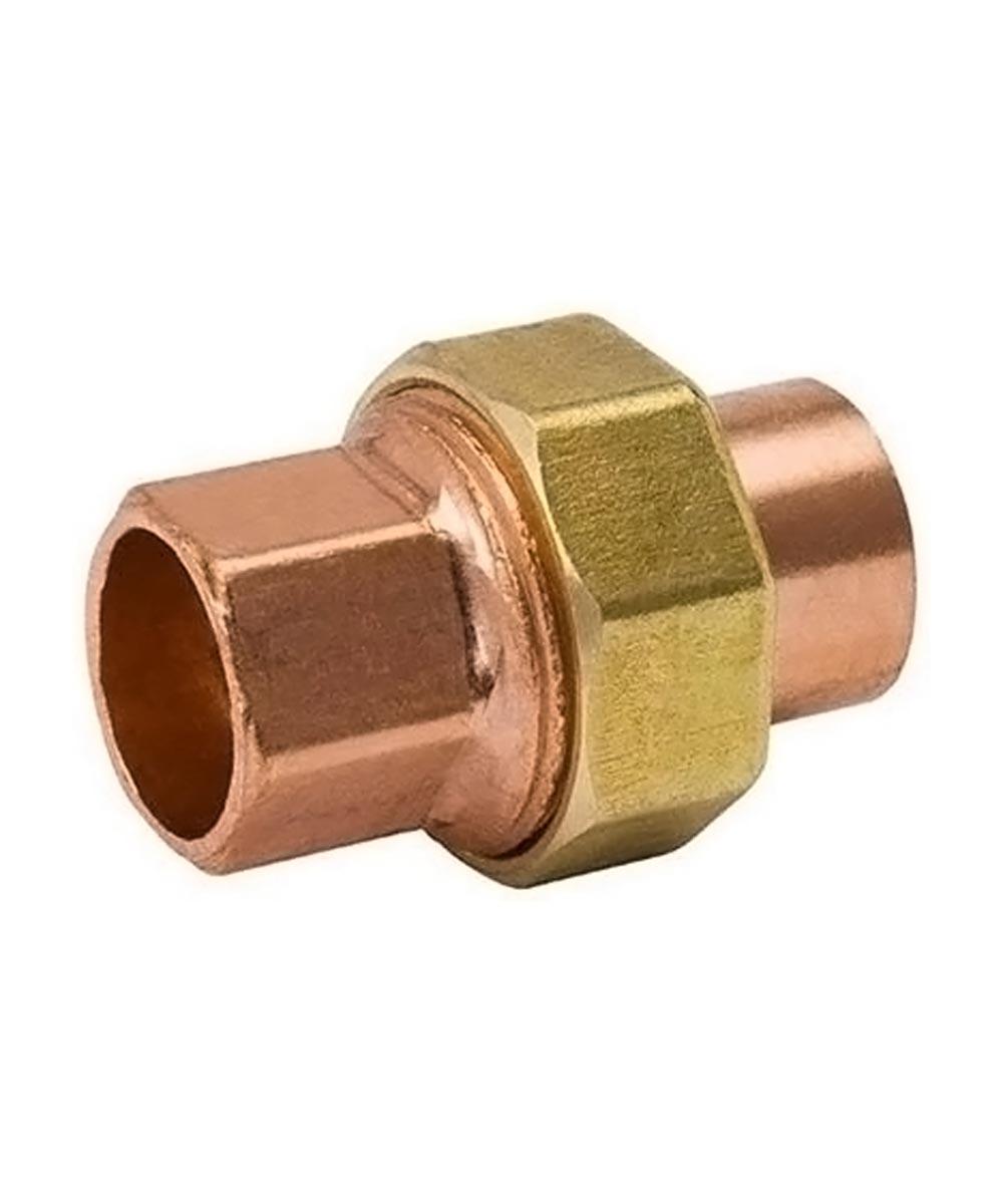 3/4 in. Copper Union, Wrot, C x C