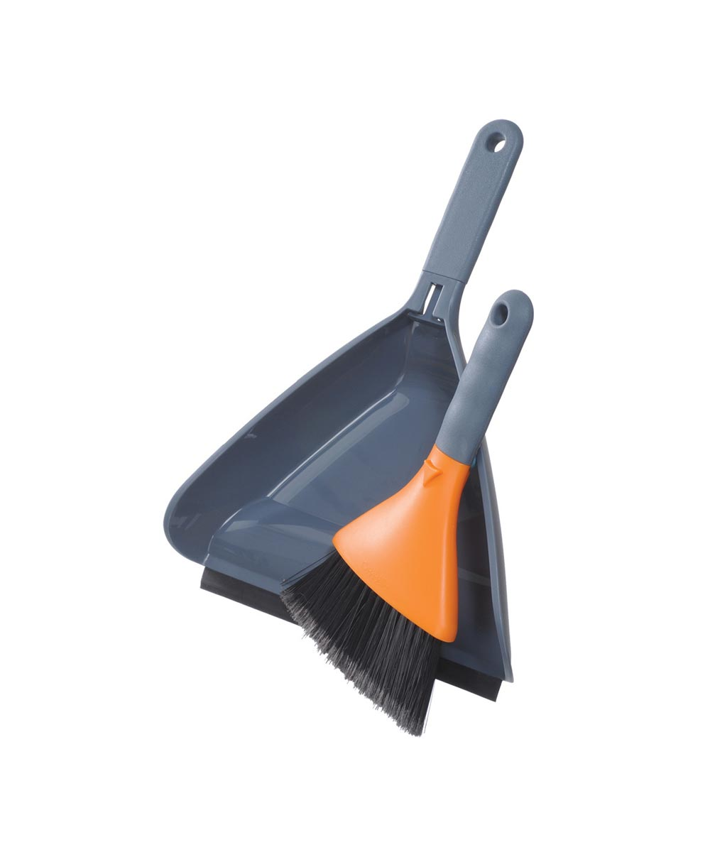 Dustpan Set with Brush and Dustpan