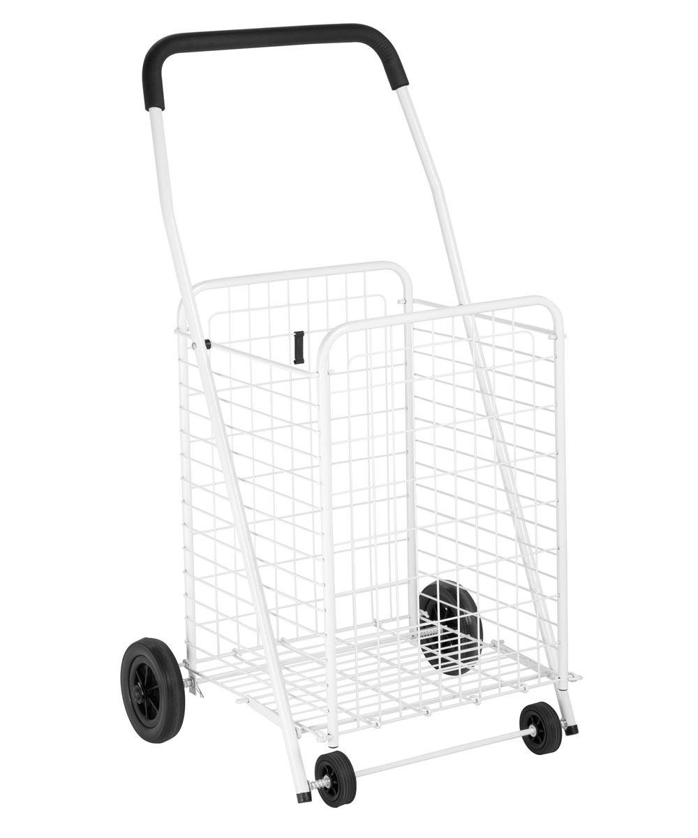 36.9 in. L x 21.3 in. W x 16.8 in. H Multi-Purpose Wheeled Cart