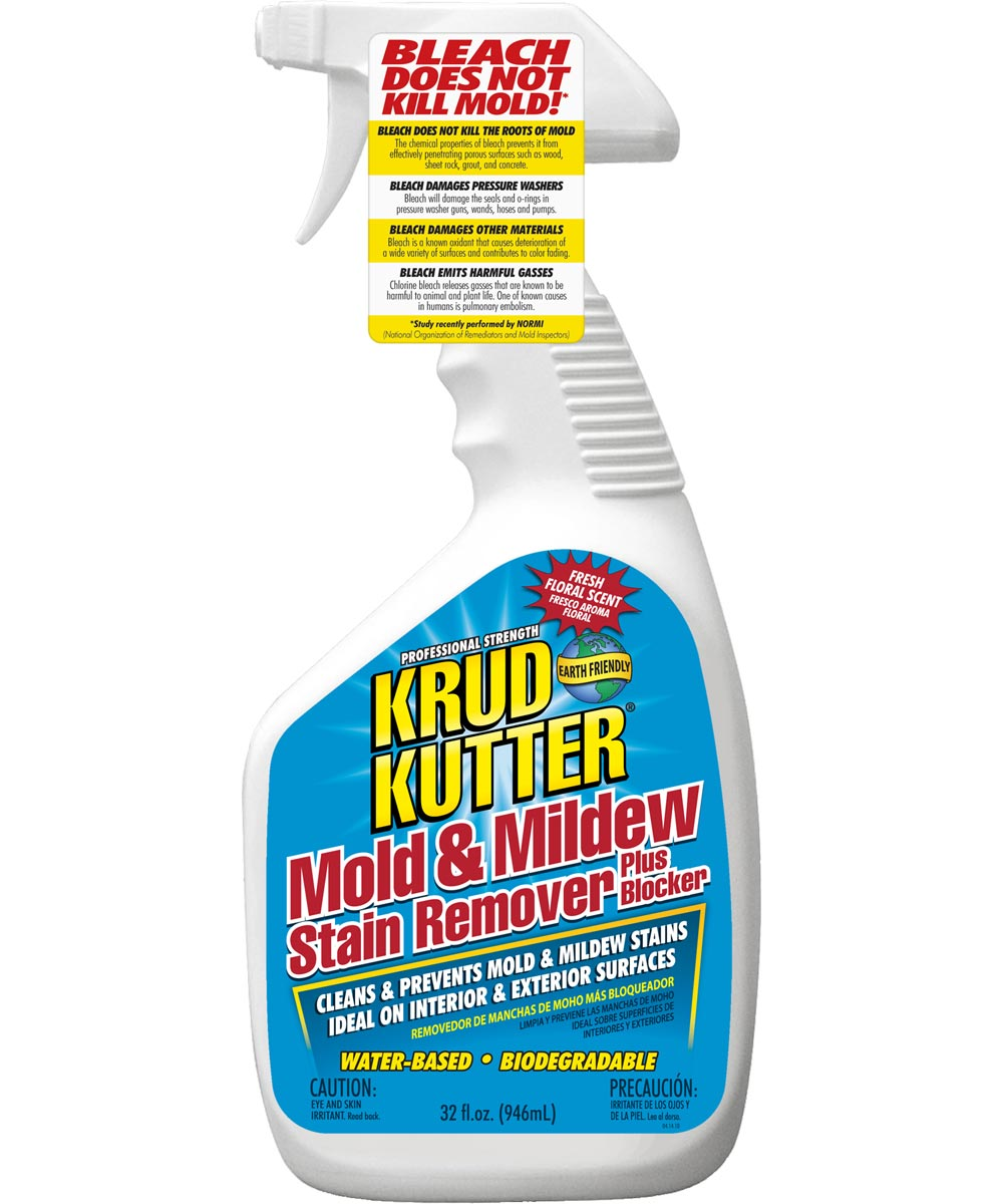 32 oz. Mold & Mildew Stain Remover