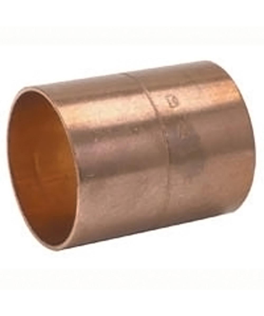 3/4 in. Copper Coupling, Slip, C x C