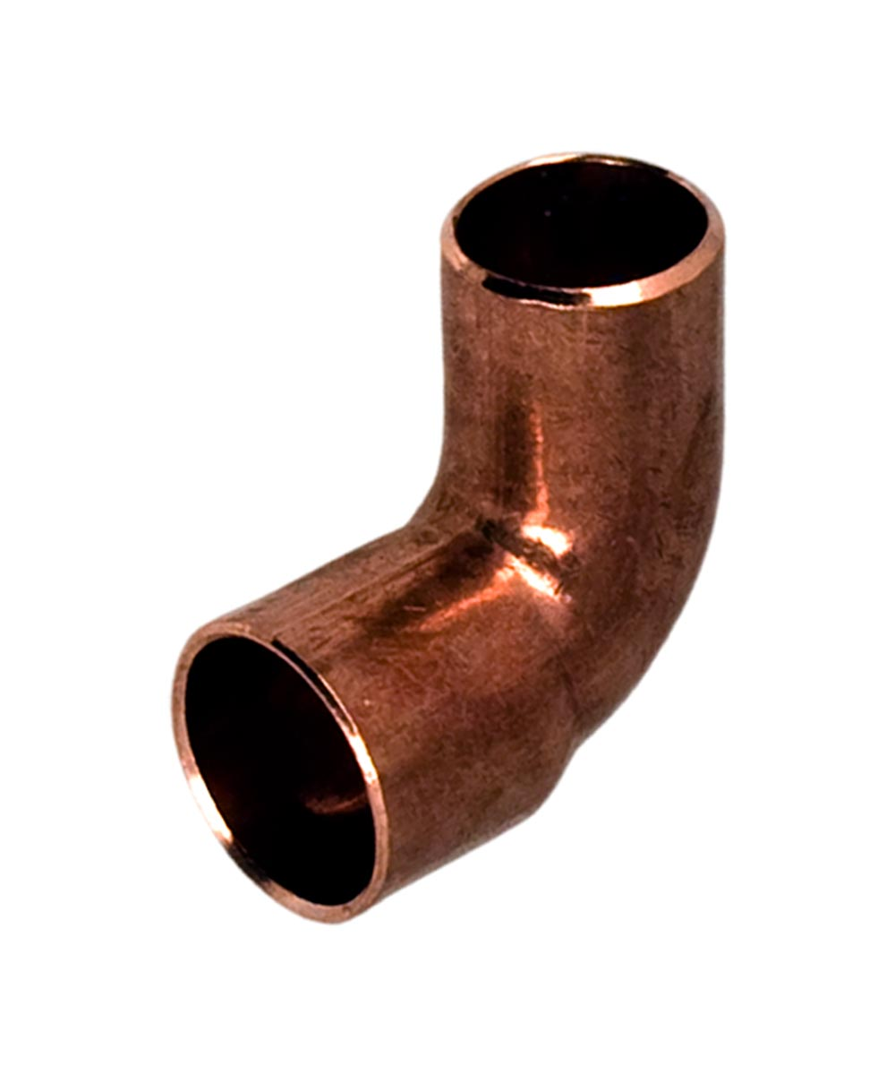 3/4 in. Copper 90 Degree Street Elbow, C x FTG
