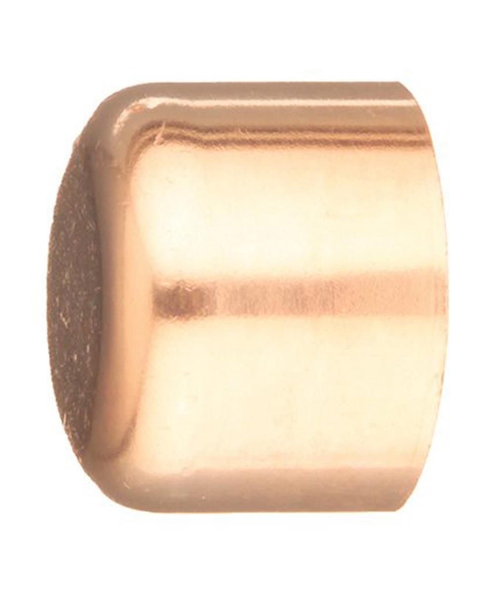 3/4 in. Copper Cap,C x C