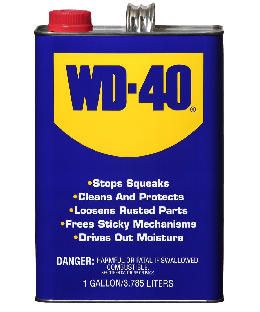 1 Gallon WD-40