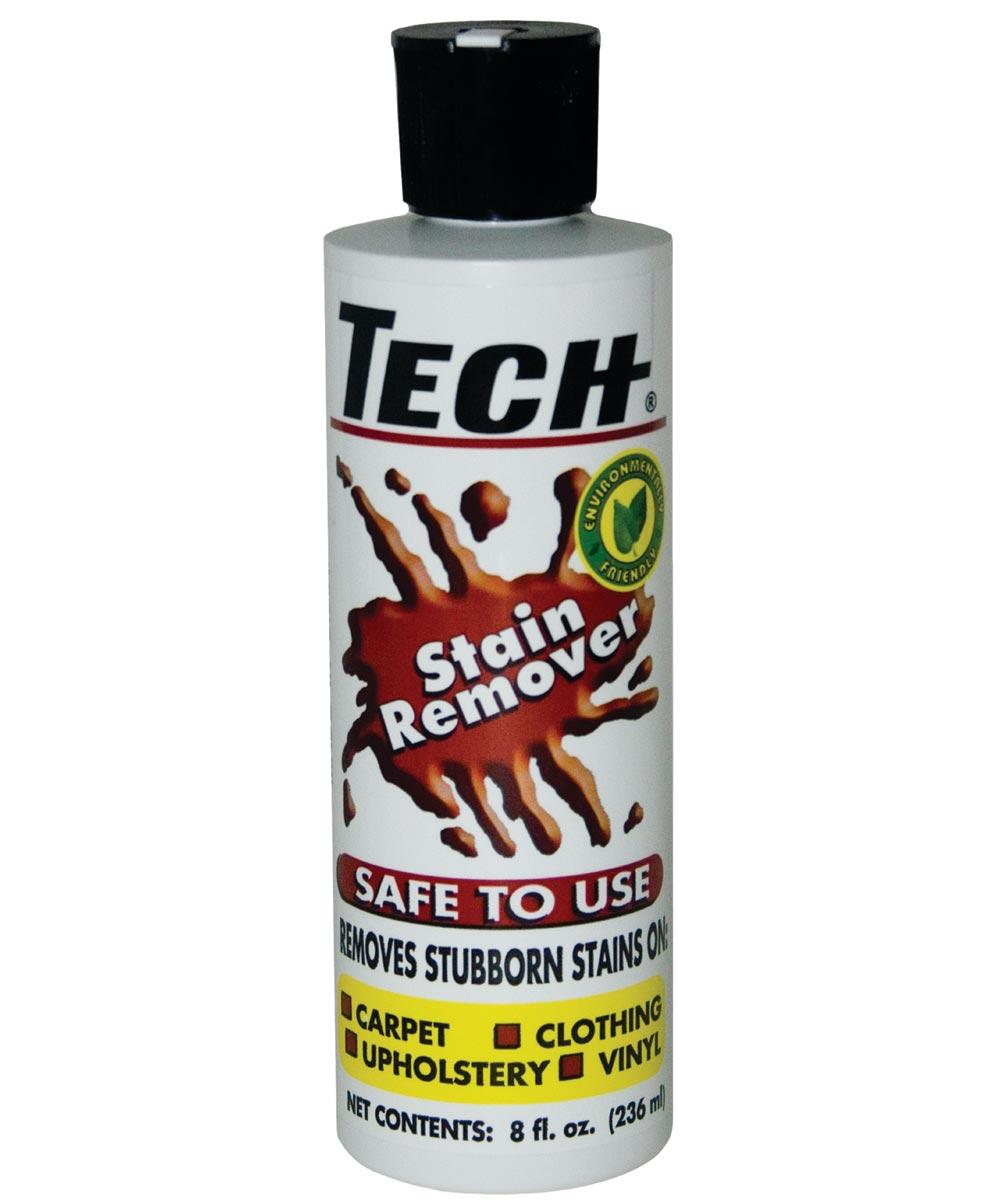 Non-Hazardous Stain Remover, 8 oz Bottle, Colorless Liquid