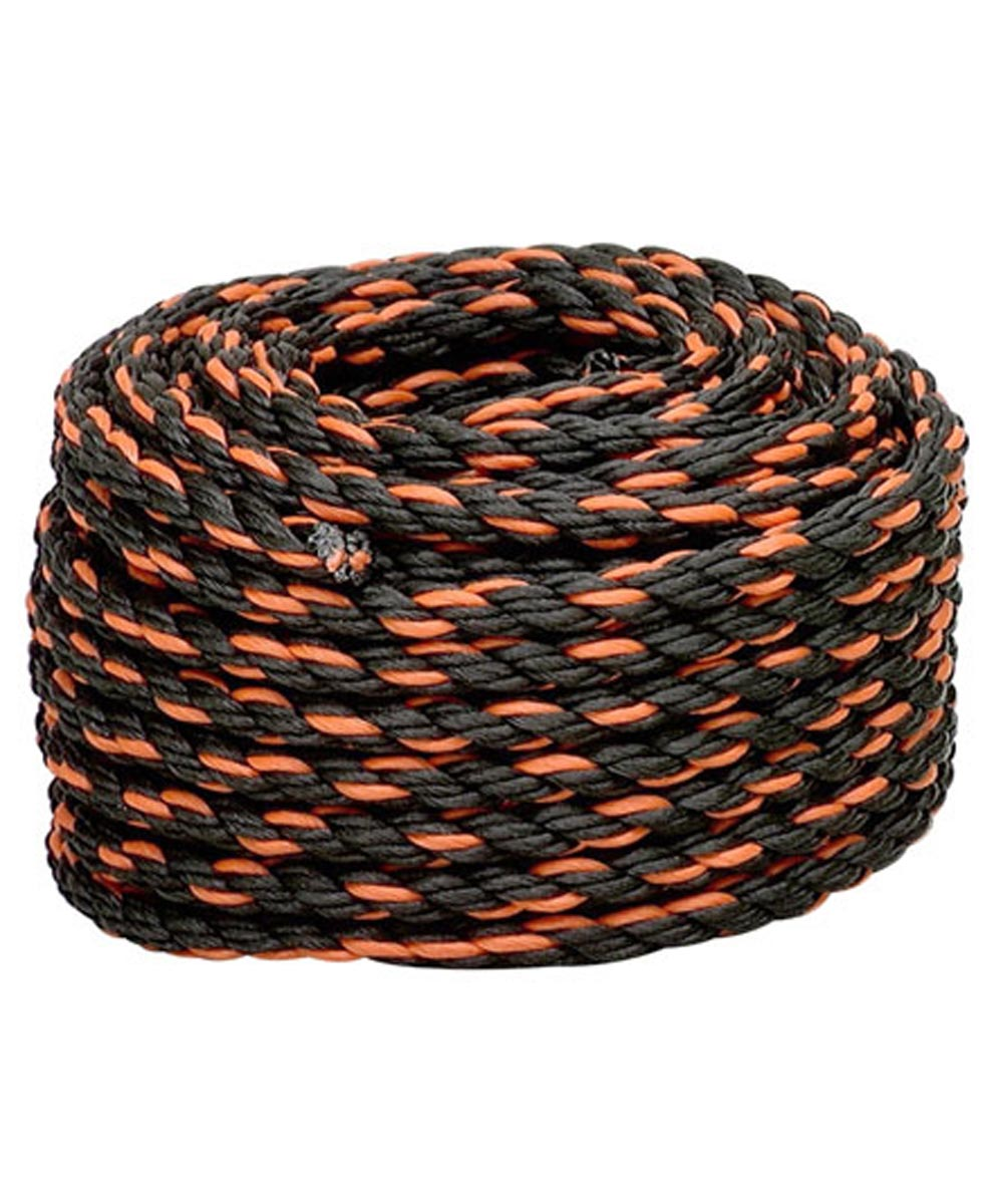 3/8 in. x 50 ft. Twisted Polypropylene