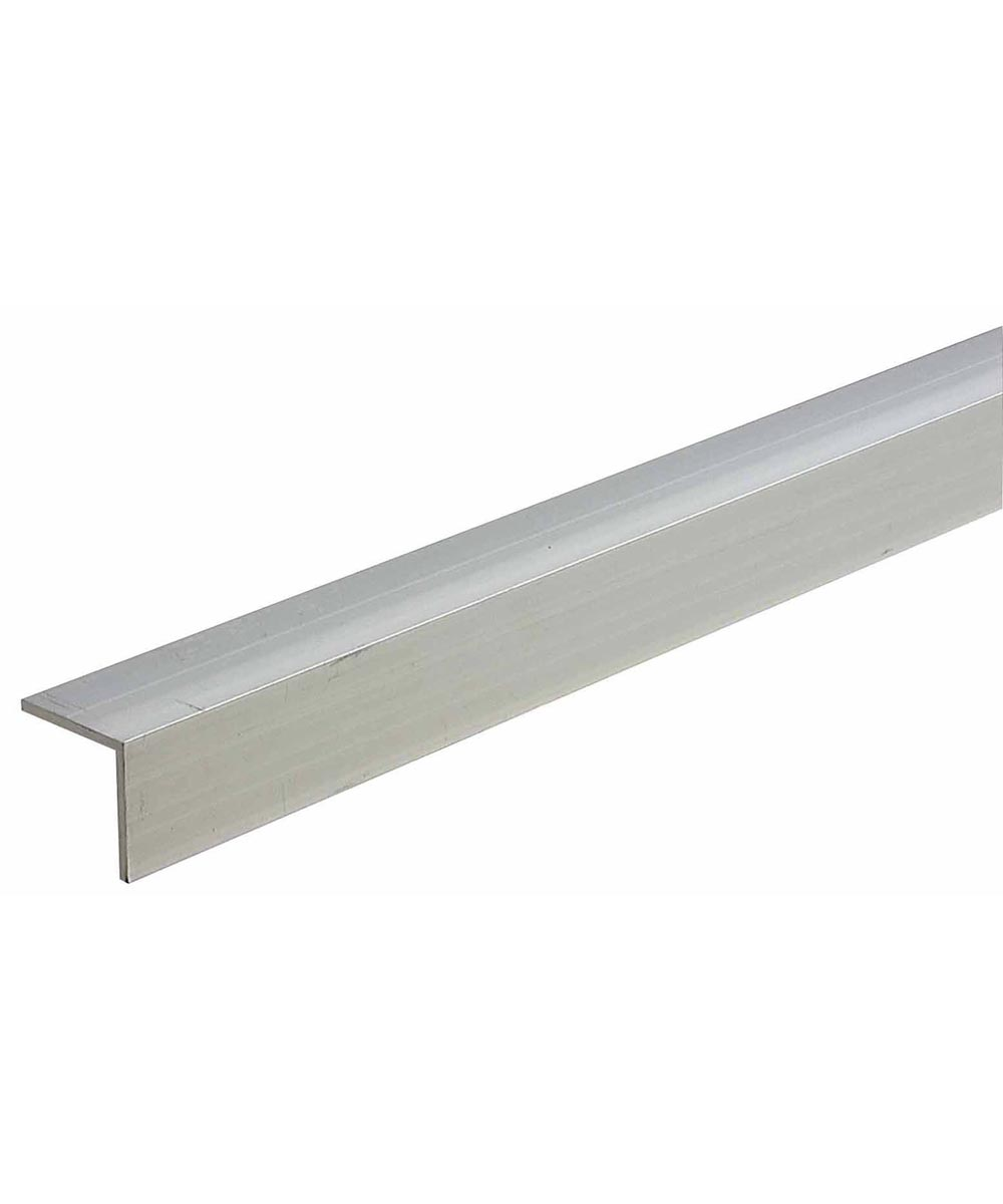 1-1/2 in. x 1-1/2 in. x 1/8 in. x 48 in. Mill Aluminum Equal Leg Angle Bar Stock