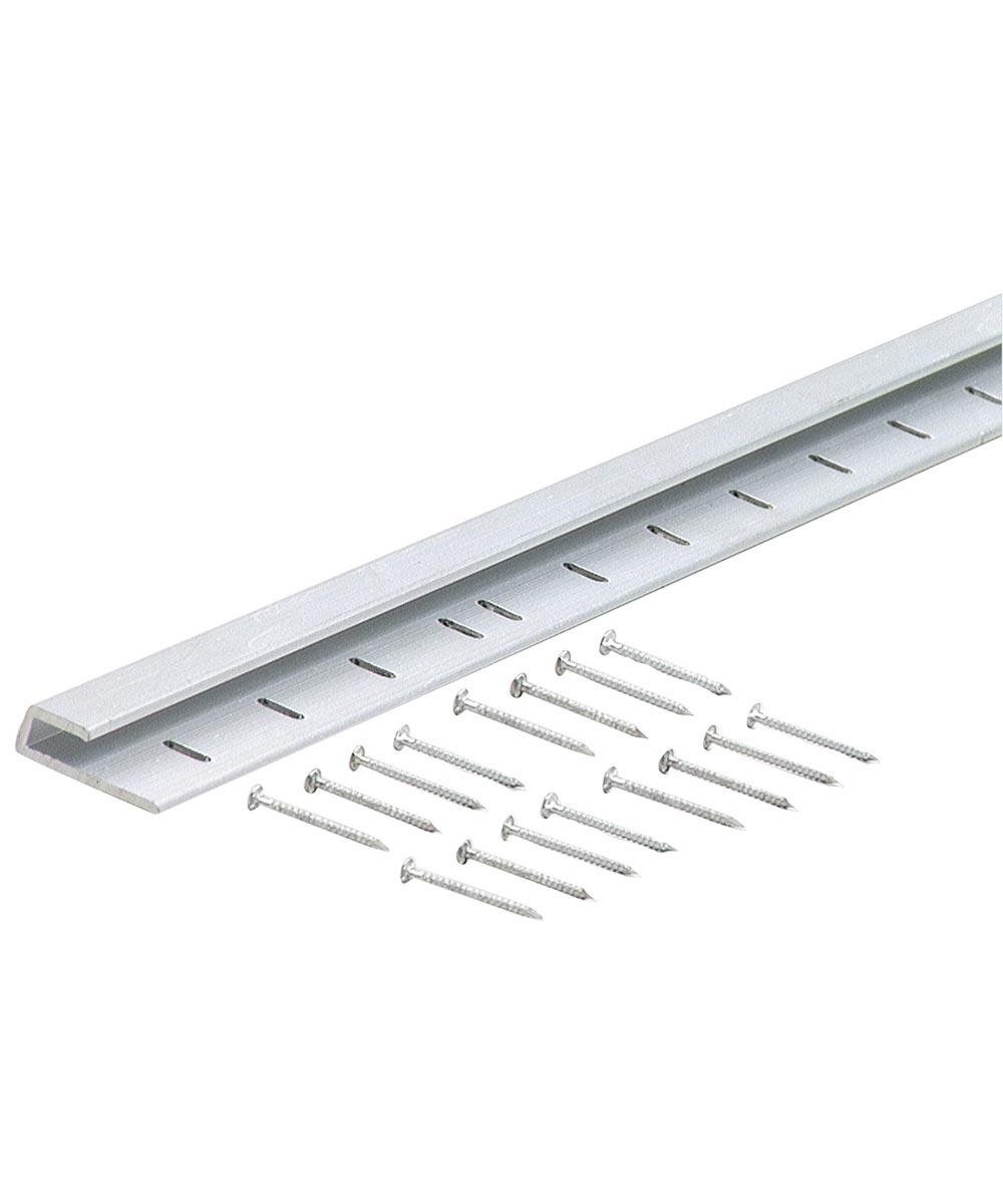 1/8 in. Aluminum Molding Caps