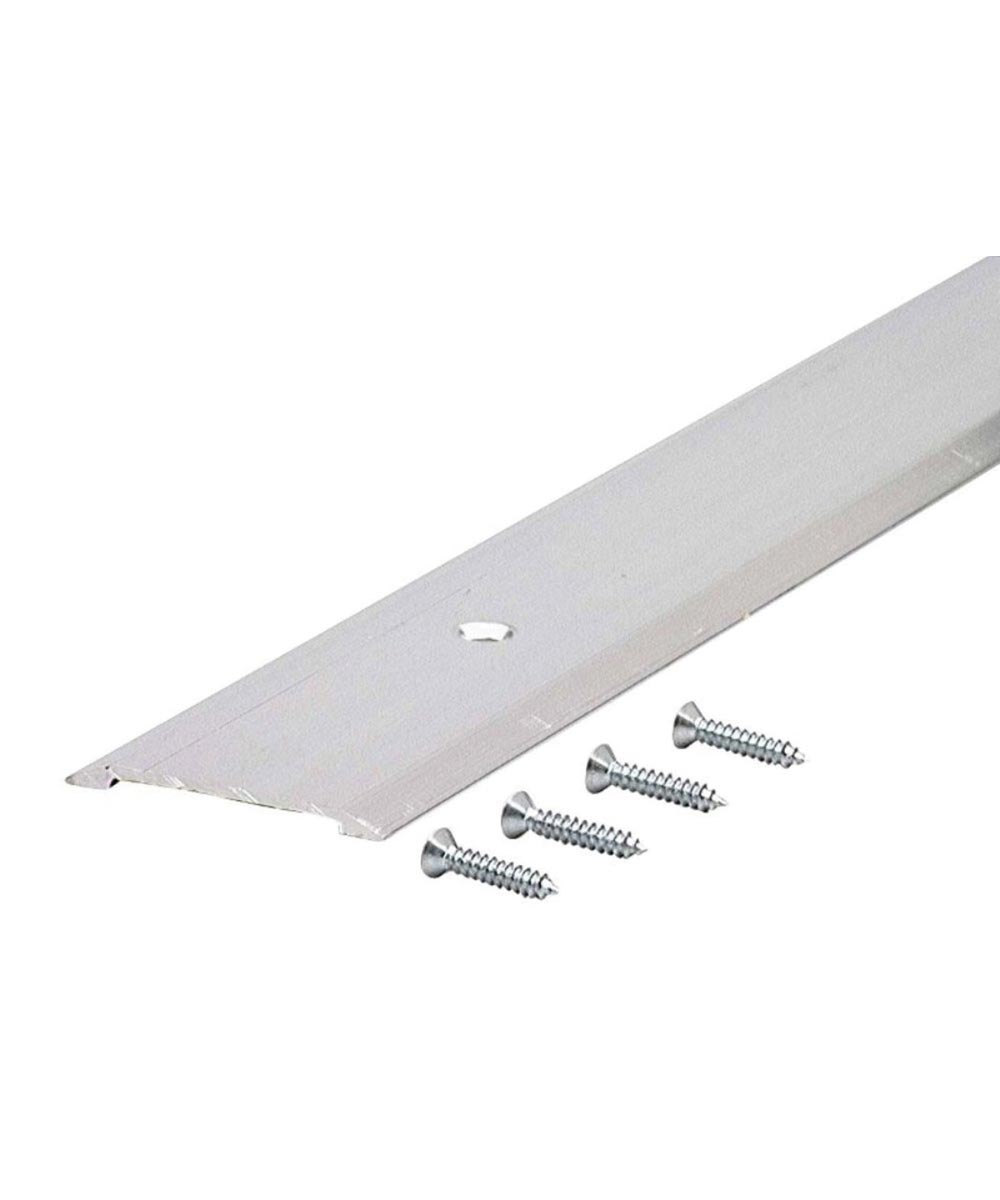 36 in. Aluminum Flat Top Saddle Thresholds