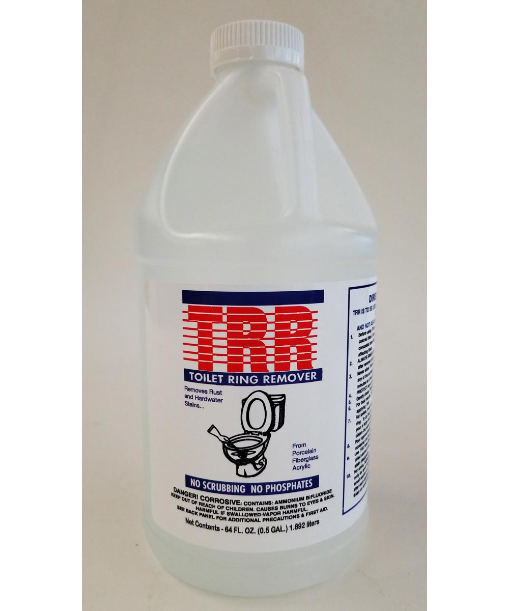 64 oz. TRR Toilet Ring Remover Chemical Cleaner