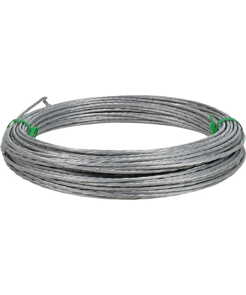 Galvanized Stranded Wire 6 strand 100ft