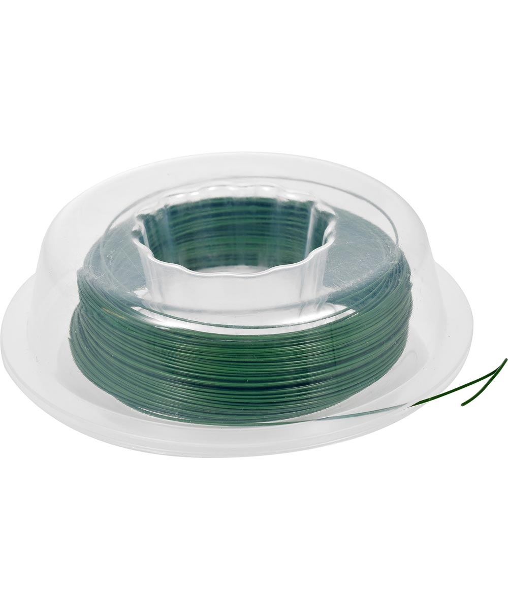 Floral Hobby Wire 24 Gauge 100 ft.