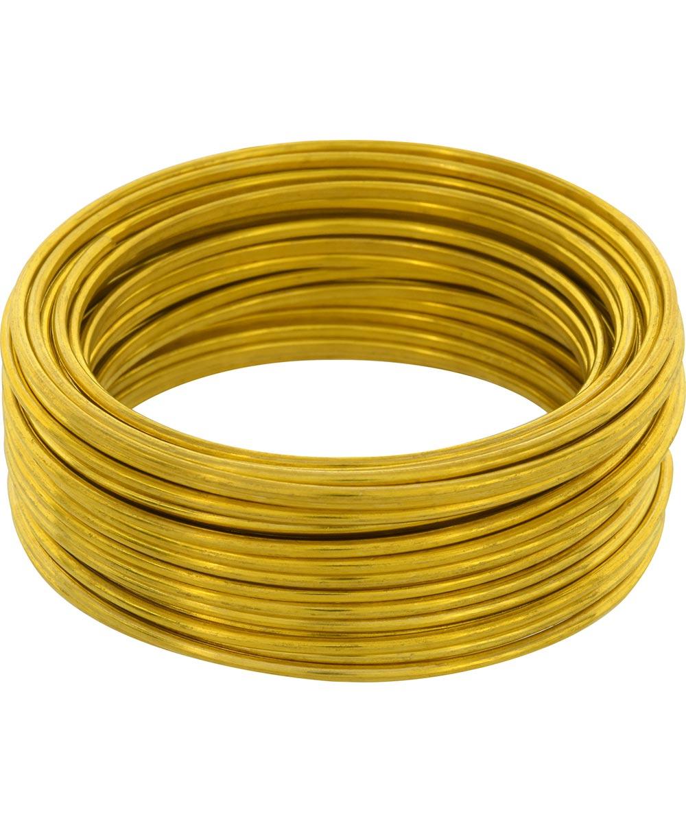 Brass Hobby Wire 16 Gauge 25 ft.