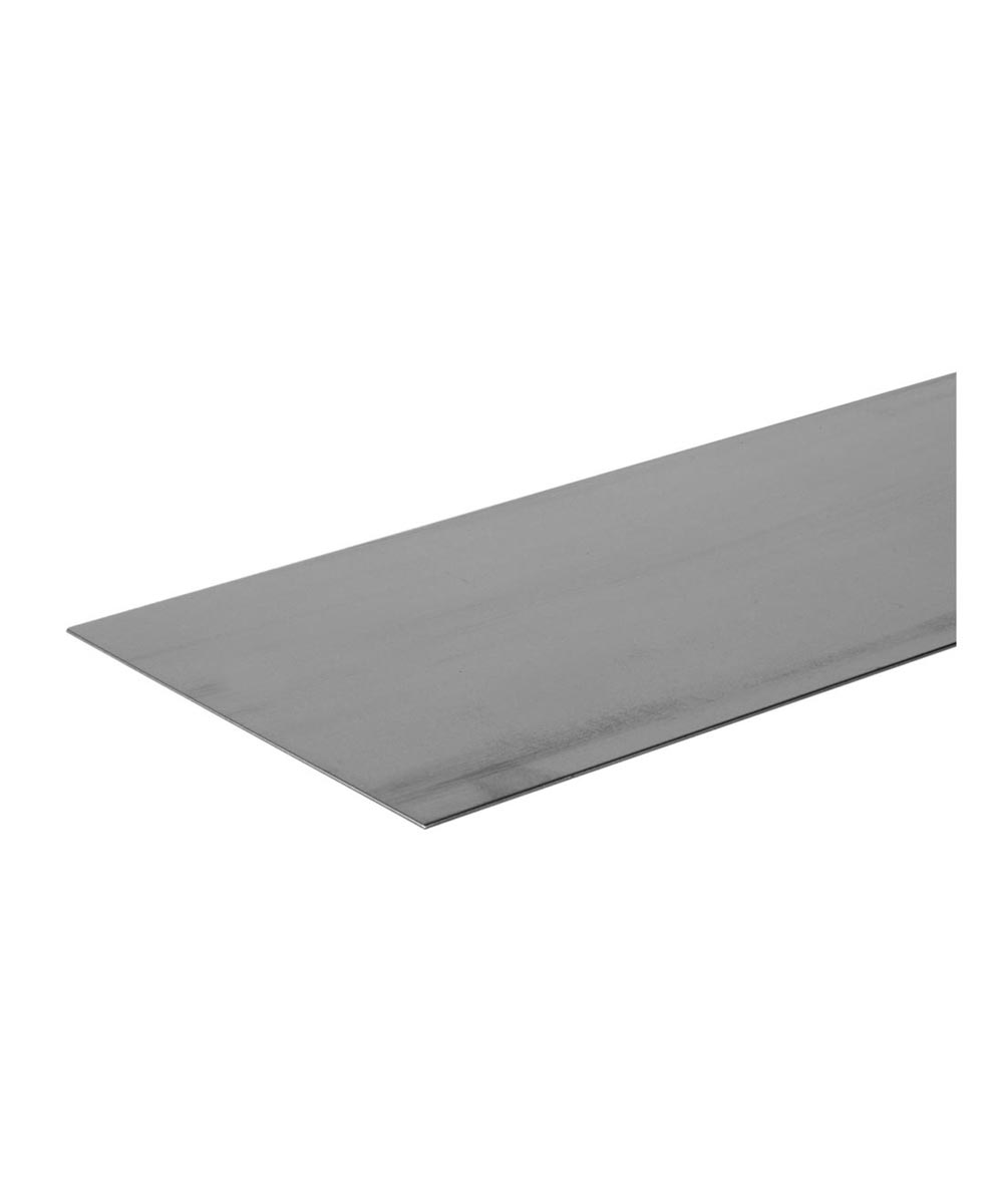 The Steel Works Weldable Solid Steel Sheet 8 in. X 18 in.