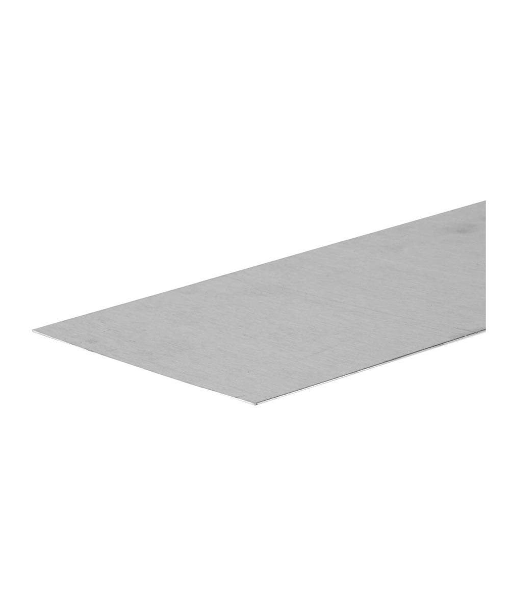 The Steel Works Stainless Steel Sheet 6 in. X 18 in.
