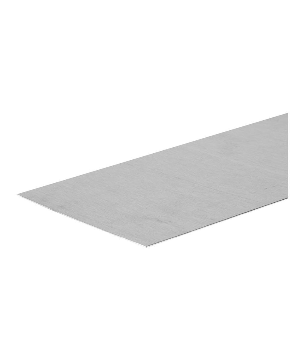 The Steel Works Aluminum Steel Sheet 8 in. X 24 in.