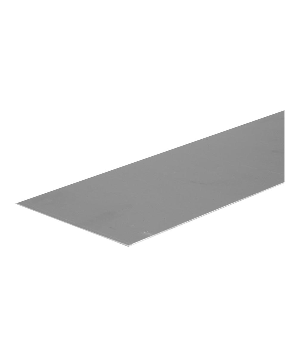The Steel Works Anodized Aluminum Sheet 12 in. X 24 in.