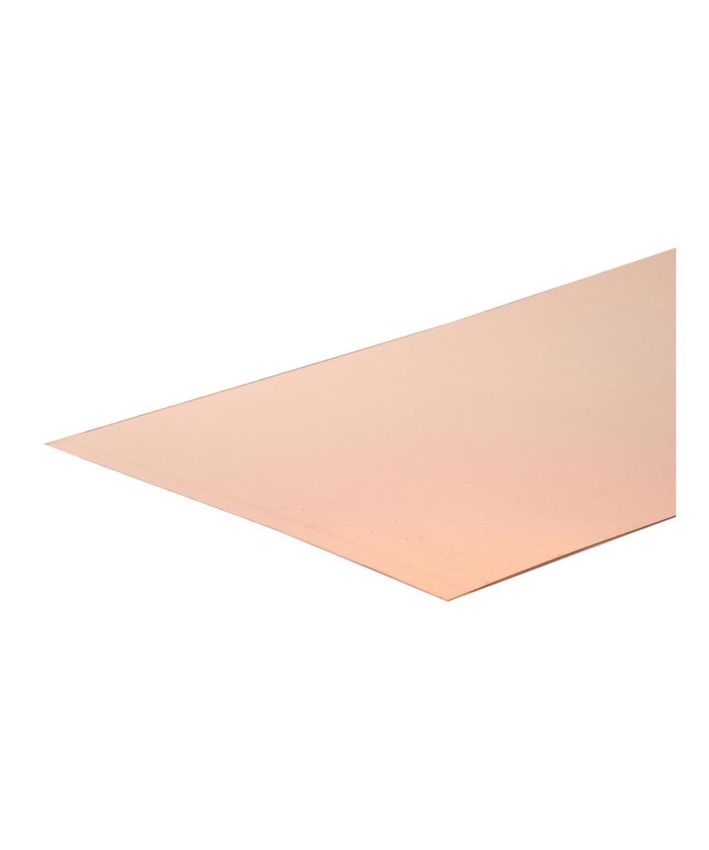 The Steel Works Copper Sheet 12 in. X 24 in.