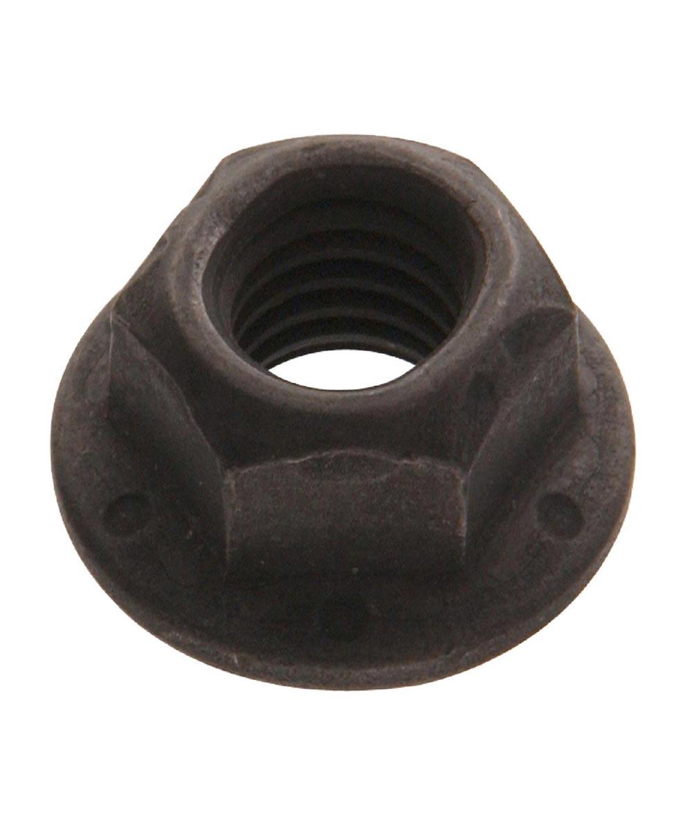 Class 10.9 Metric Flange Nut (M8-1.25)