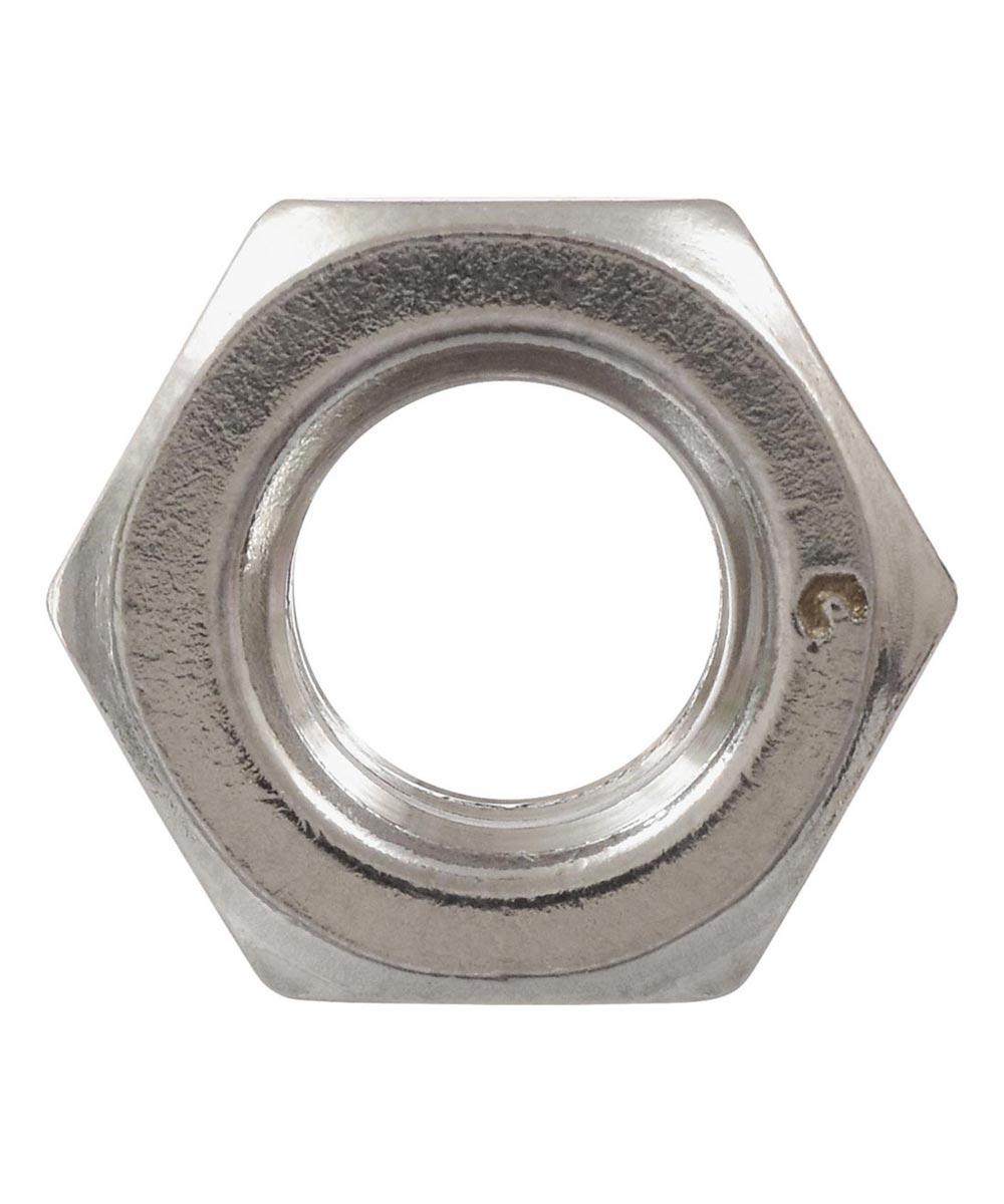 #18-8 Stainless Steel Machine Screw Nut (#6-32)