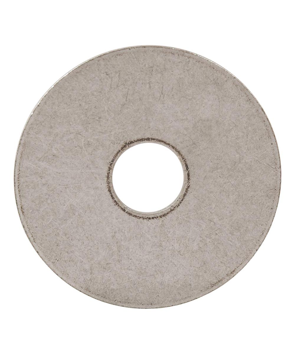 Stainless Steel Fender Washers 1/2 in. x 2 in.