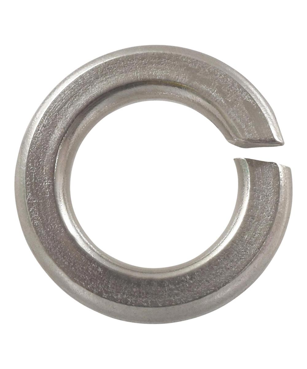 18-8 Stainless Steel Split Lock Washer #8