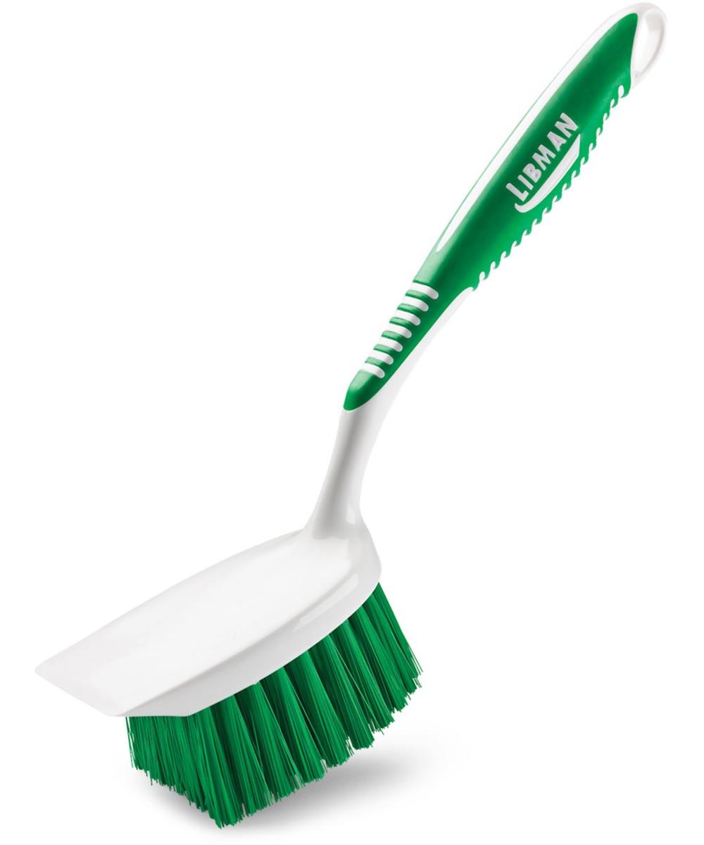 Heavy-Duty Scrub Brush