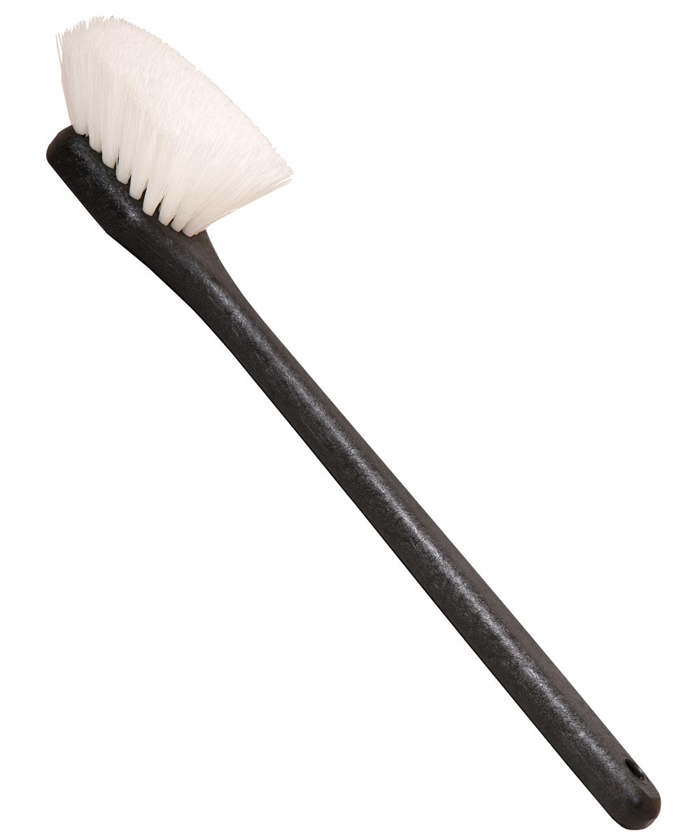 20 in. Long Handle Bumper Brush