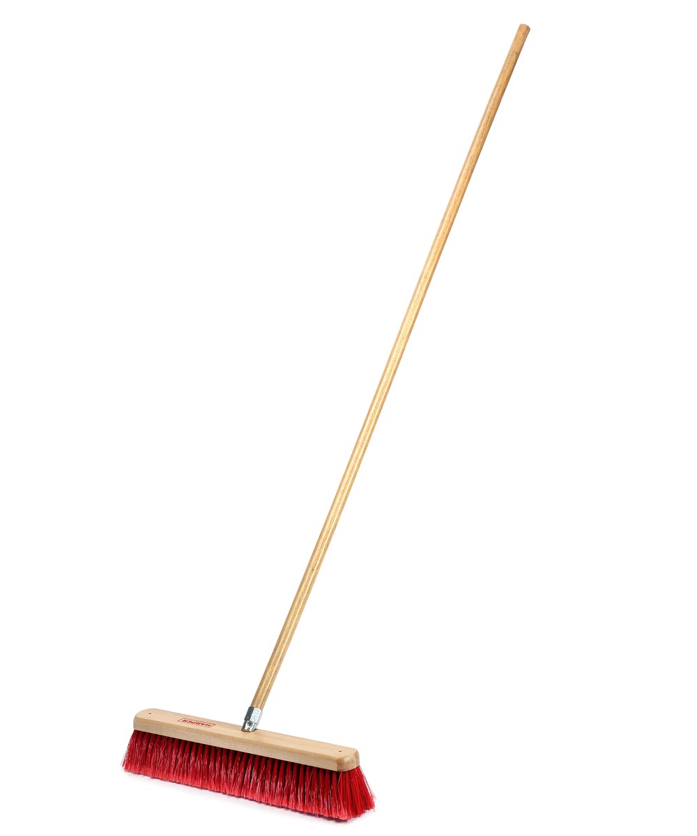 18 in. Medium Duty Push Broom