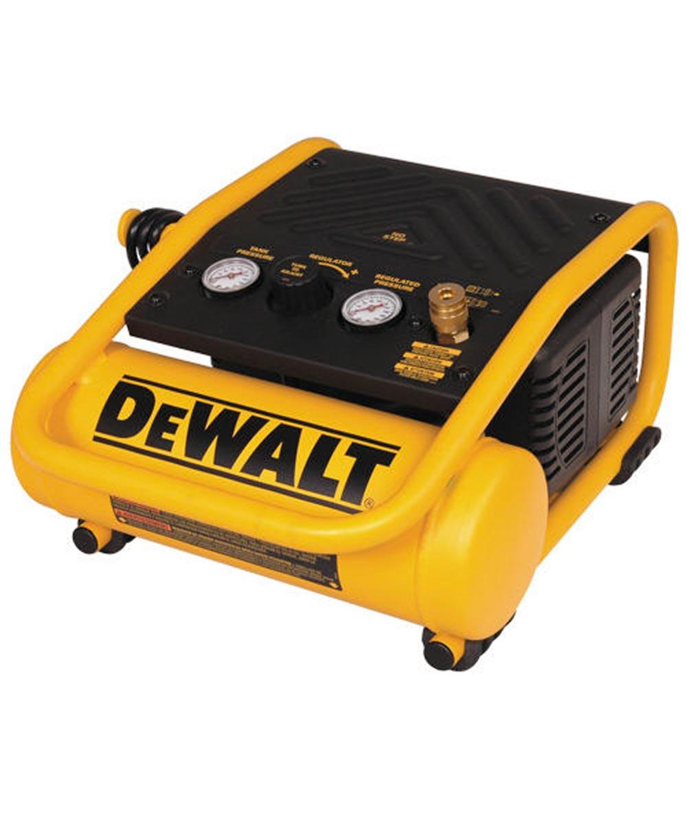 DEWALT 1 Gallon 135 PSI Max Trim Compressor