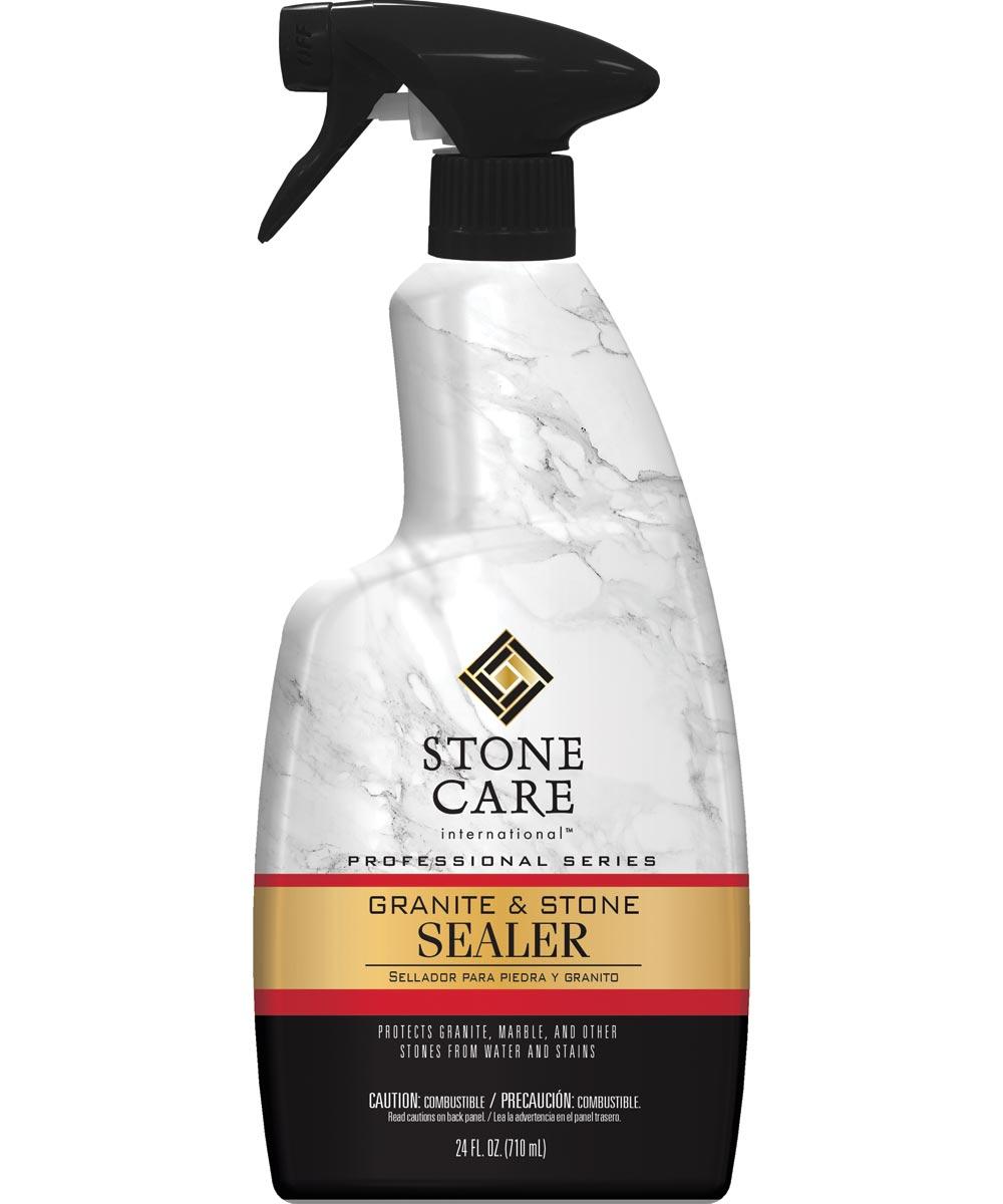 Stone Surface Sealer, 1 qt, Bottle, Liquid