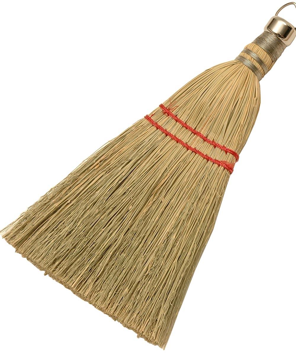 10 in. Corn Whisk Broom