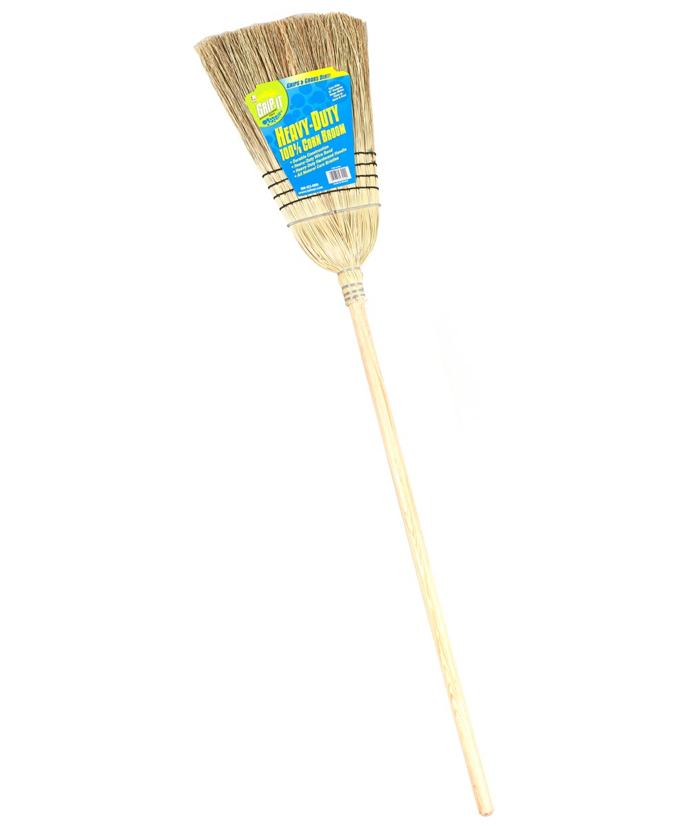 Jumbo Corn Broom