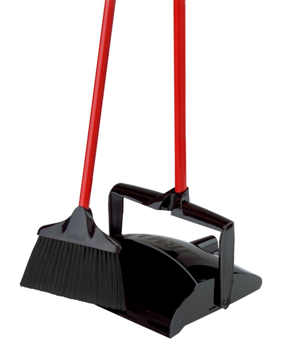 Lobby Broom & Dustpan