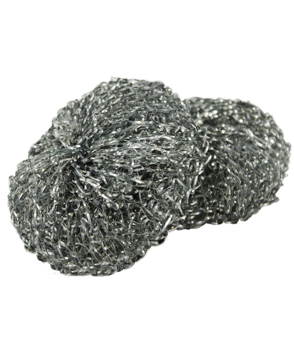 Steel Scrubber 2 Pack