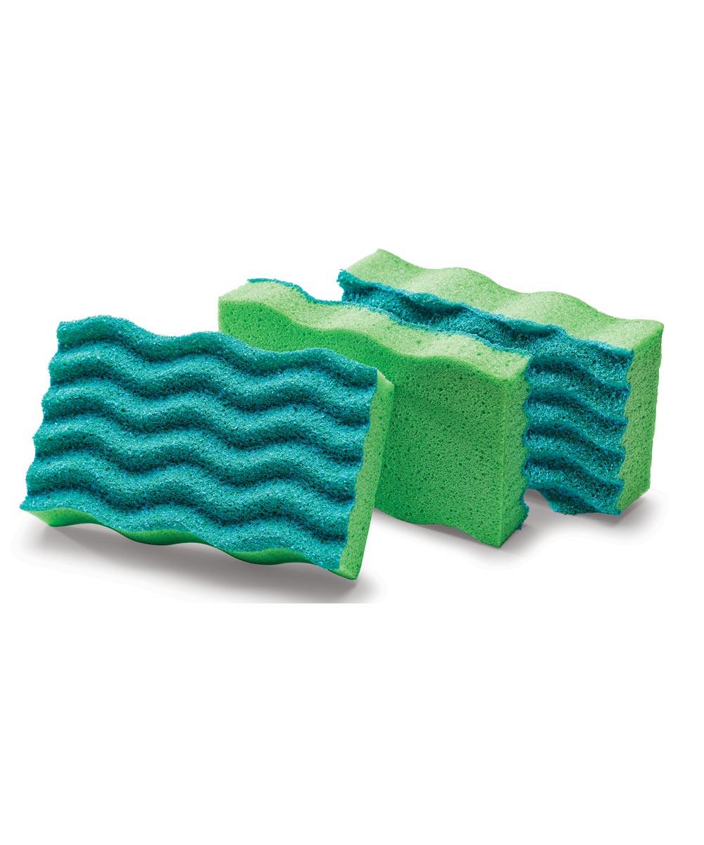 Anti-Bacterial Sponge Pack 3 Count