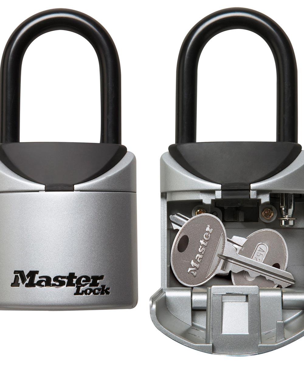 Compact Portable Key Safe