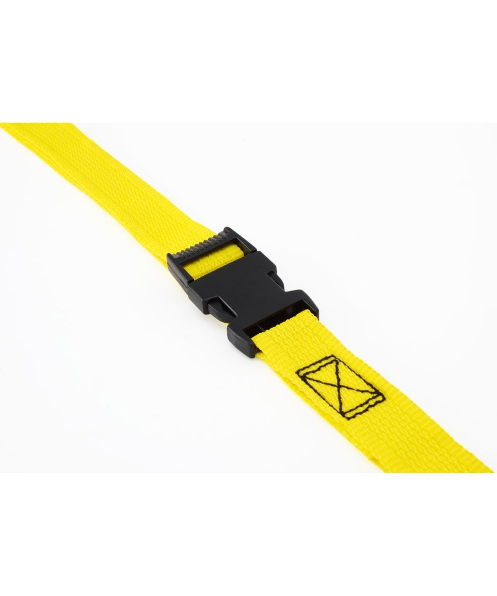 9 ft. x 1 in. Lashing Strap With Side Release Buckle