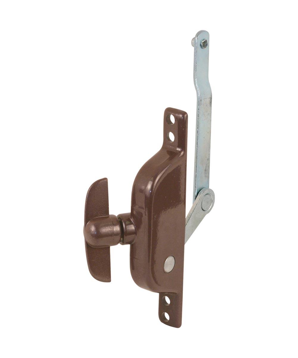 Universal Louver Operator, Offset Link, Bronze, Tee Handle,  1 per pkg.