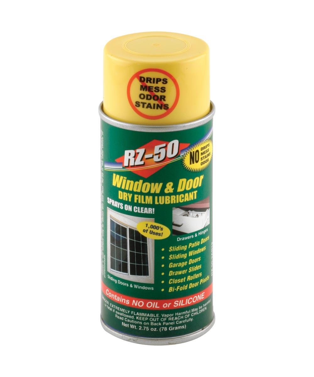 RZ-50 Dry Film Lubricant, 2.75 oz. Aerosol Spray Can, Pack of 1
