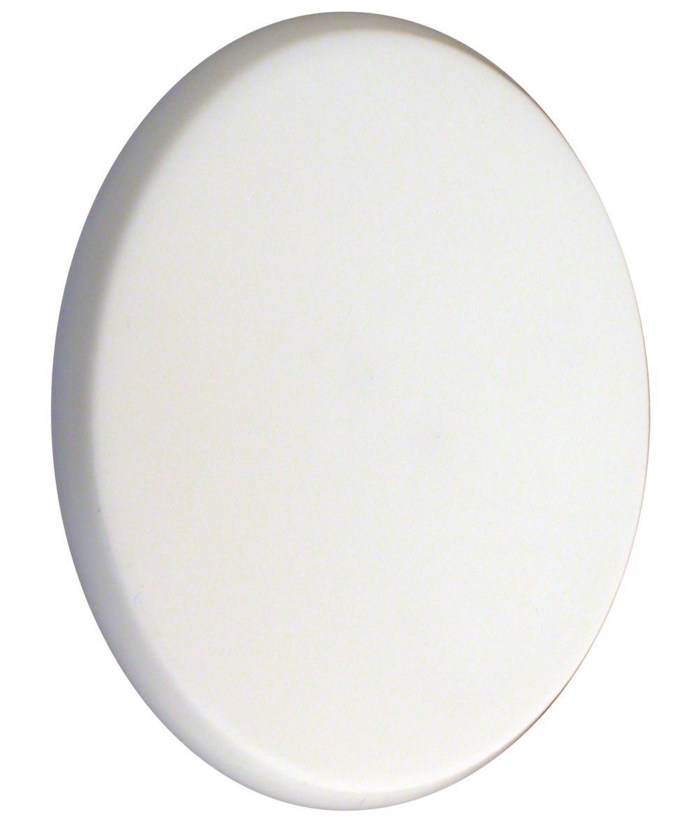 3 in. White Door Knob Protector