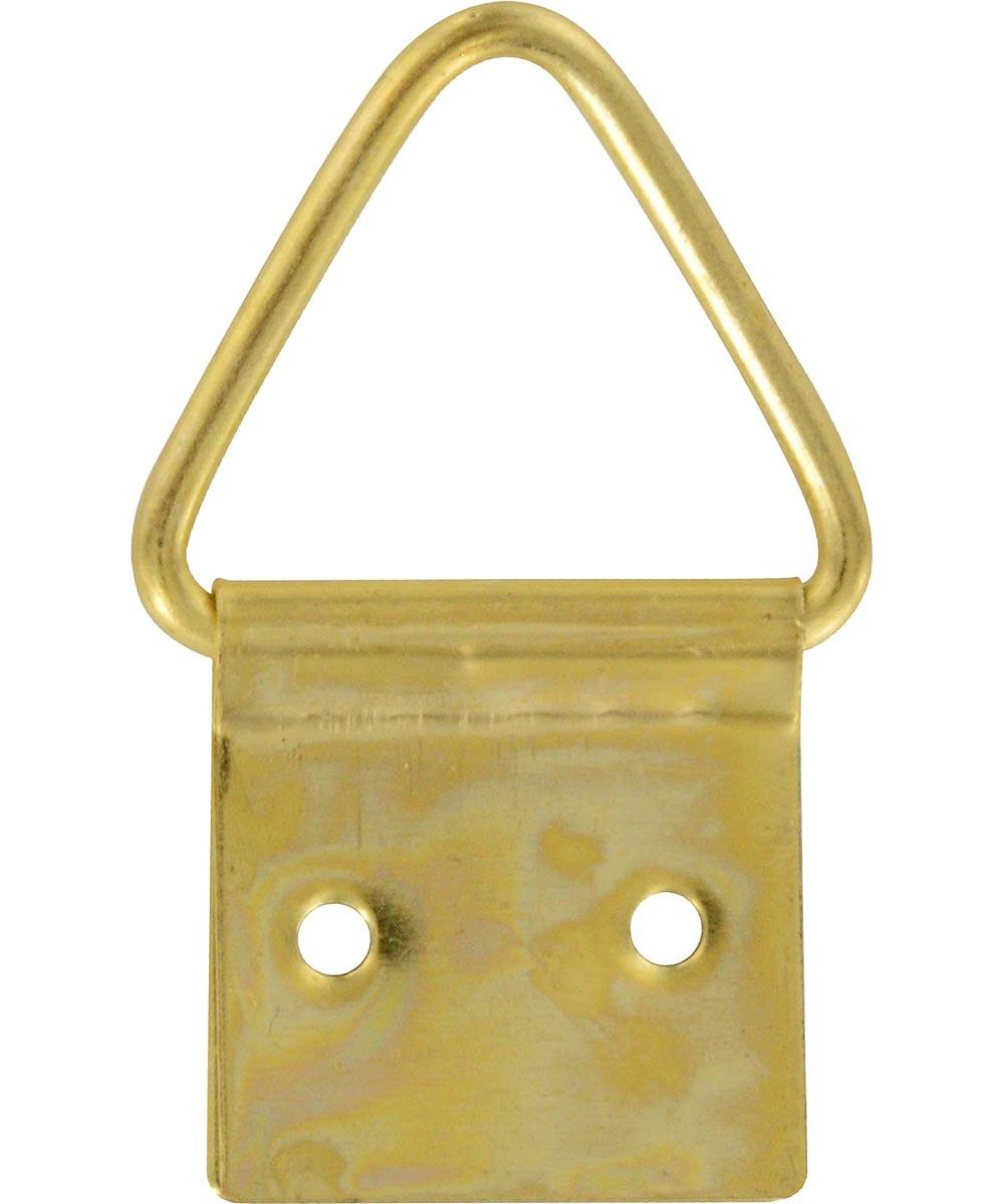 OOK Medium Brass Triangle Ring Hanger