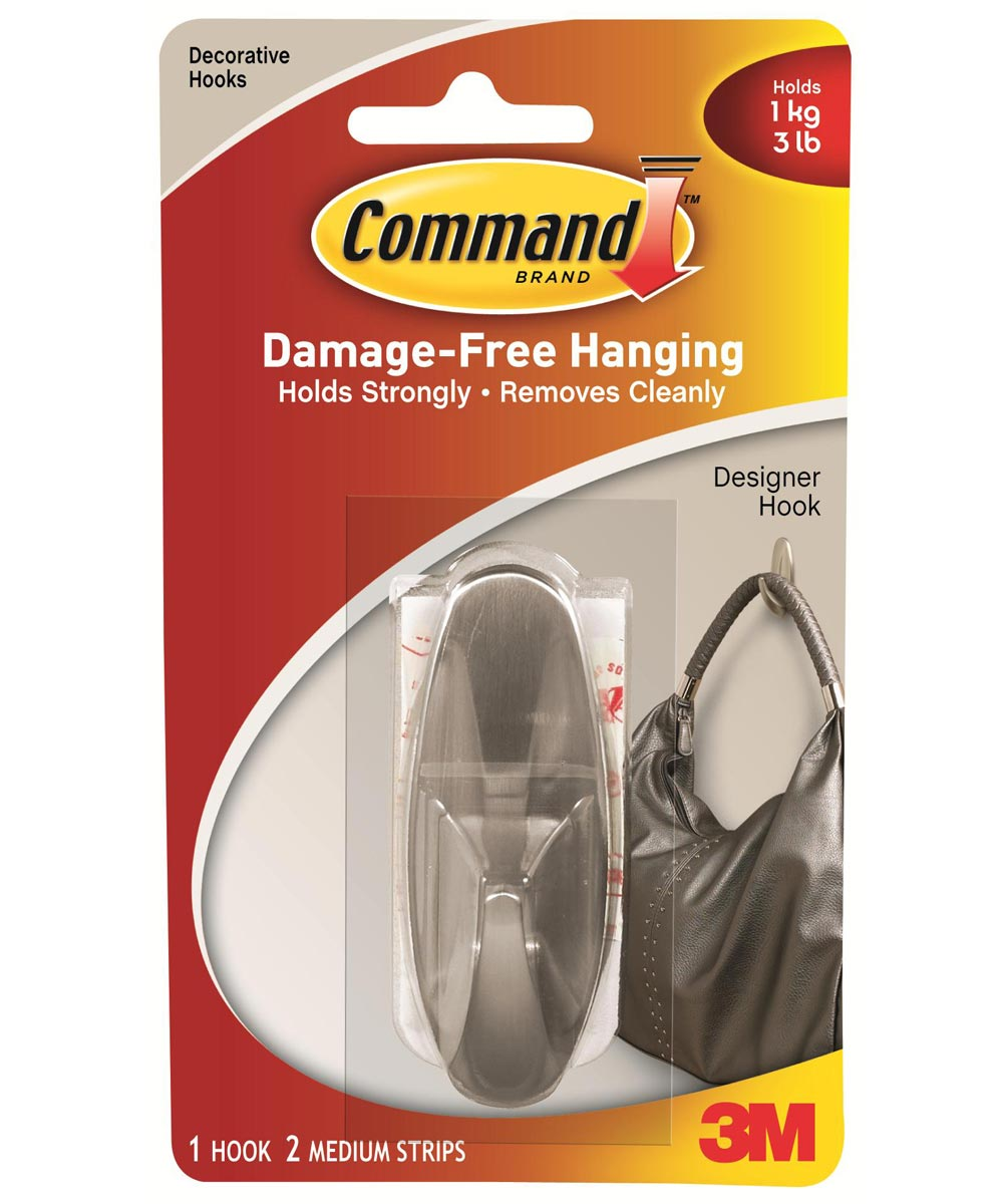 Command Medium Designer Hooks