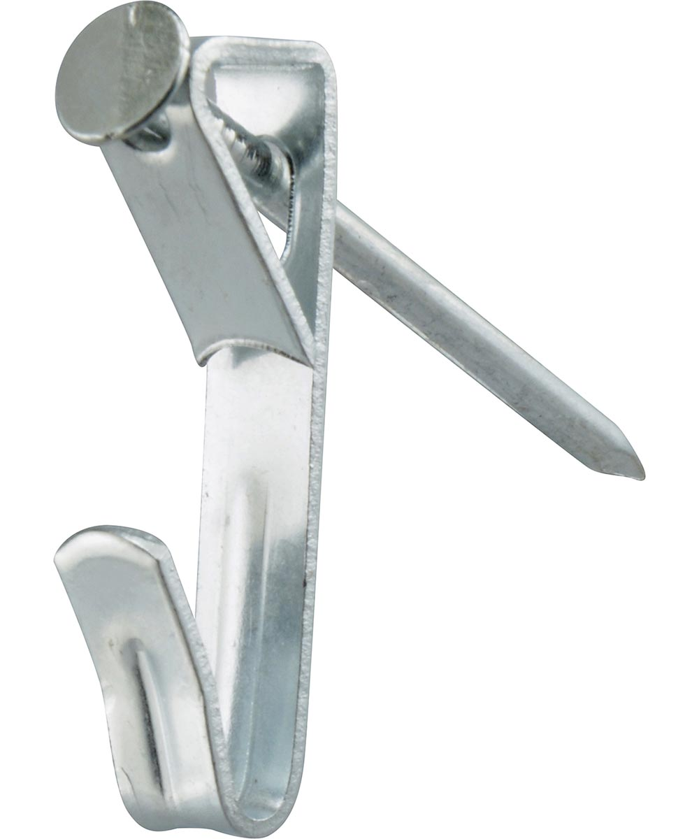OOK® Zinc Conventional Picture Hangers 30 lbs., Pack of 8