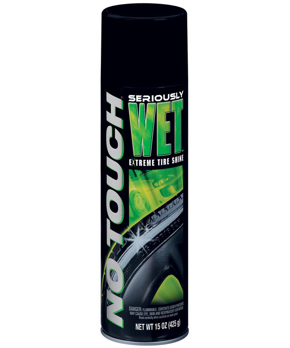 15 oz. No Touch Seriously Wet Extreme Tire Shine