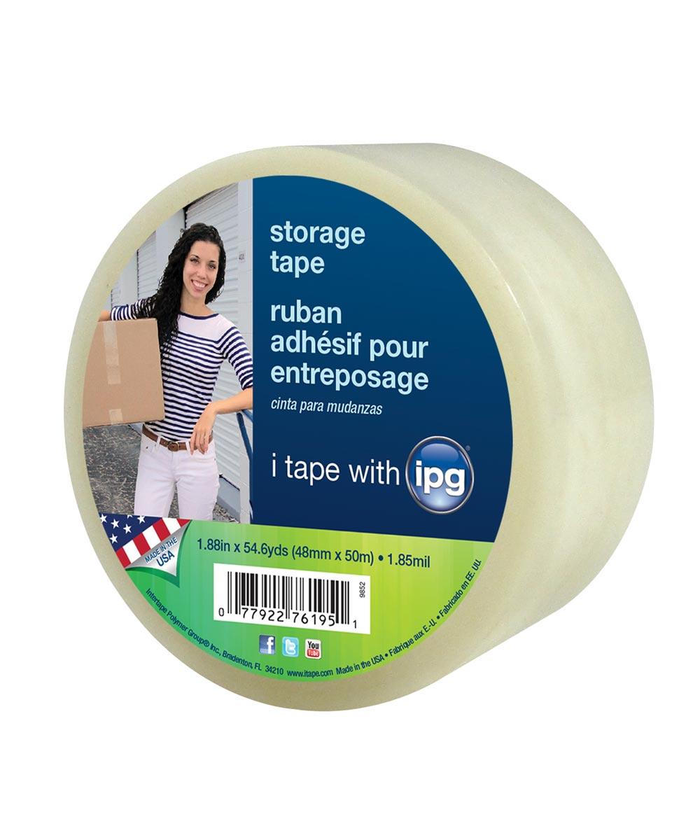 Acrylic Storage Tape Tan